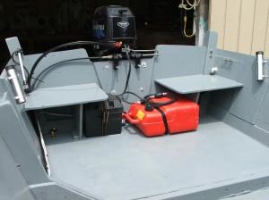 Aft Jump Seats